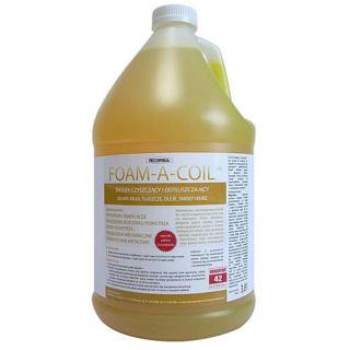 Foam-A-Coil - preparat do czyszczenia skraplaczy i parowników, filtrów powietrza, urządzeń rozdziału powietrza, urządzeń mechanicznych oraz innych powierzchni (konc. 3,8l)