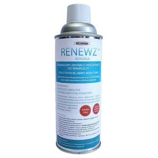 Renewz Aerozol - silny preparat do czyszczenia skraplaczy urządzeń klimatyzacyjnych oraz chłodniczych