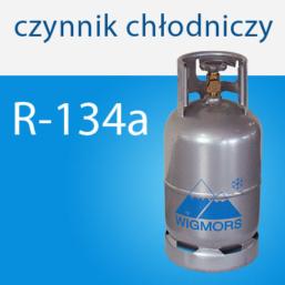 Czynnik chłodniczy R-134a gaz chłodniczy do klimatyzacji samochodowej freon
