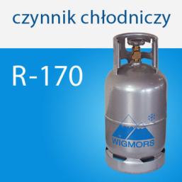 Naturalny czynnik chłodniczy R-170 (etan)