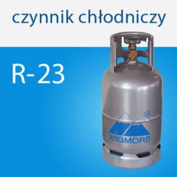 Czynnik chłodniczy R-23, gaz chłodniczy, freon R23
