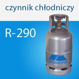 Czynnik chłodniczy R-290 (propan), naturalny czynnik chłodniczy