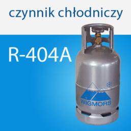 czynnik chłodniczy R-404A - foto produktu
