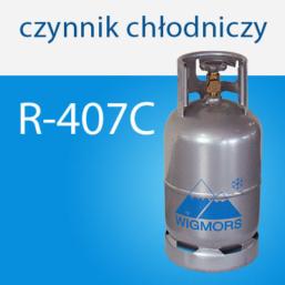 Czynnik chłodniczy R-407C Wigmors hurtownia czynników chłodniczych