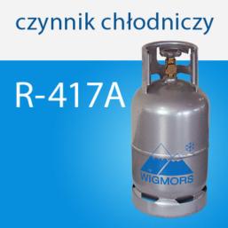 Czynnik chłodniczy R-417A (Du Pont Isceon MO59)