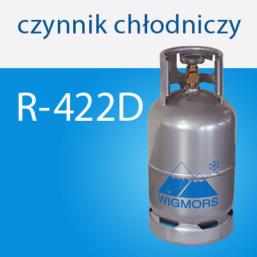 Czynnik chłodniczy R-422D (Du Pont Isceon MO29)