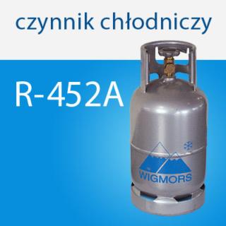 Czynnik chłodniczy R-452A (Opteon XP44) gaz chłodniczy