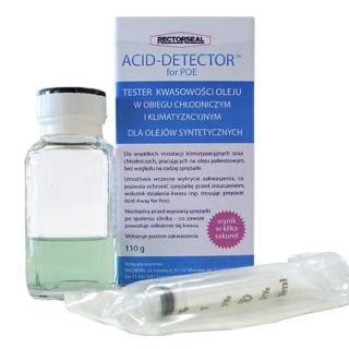 Acid-Detector for POE - tester kwasowości oleju (do syntetycznych / poliestrowych olejów chłodniczych)