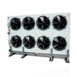 Chłodnica powietrza SER EP - parownik, oziębiacz, parowacz
