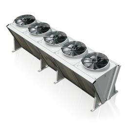 Chłodnica wodna glikolowa (dry cooler) SER DCAV