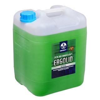 Ergolid EKO - płyn niezamarzający na bazie glikolu propylenowego