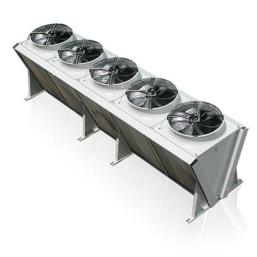 Skraplacz SER CAV do instalacji klimatyzacyjnych i chłodniczych