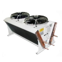 Skraplacz SER CV45 o budowie typu V do aplikacji w chłodnictwie i klimatyzacji
