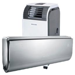 Klimatyzatory Sinclair - split, kasetonowe, kanałowe, przenośne, okienne