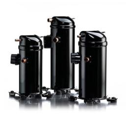 Sprężarki spiralne Danfoss do pomp ciepła HHP