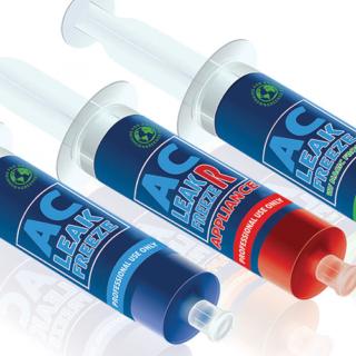 AC Leak Freeze - nowoczesny uszczelniacz miejsc wycieku czynnika chłodniczego w instalacjach chłodniczych i klimatyzacyjnych