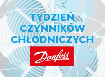 Tydzień czynników chłodniczych Danfoss