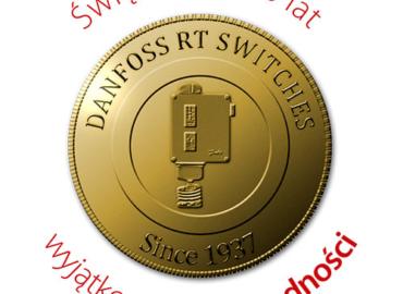 80 lat regulatorów Danfoss RT