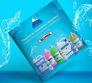 katalog produktów Rectorseal - preparaty do czyszczenia i dezynfekcji klimatyzacji