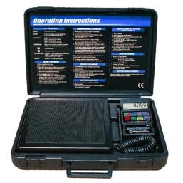 Programowalna waga elektroniczna do czynników chłodniczych Mastercool Accu-Charge II (98210-A)