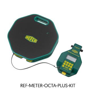 Waga elektroniczna z modułem sterującym Refco Ref-Meter-Octa-Plus-Kit
