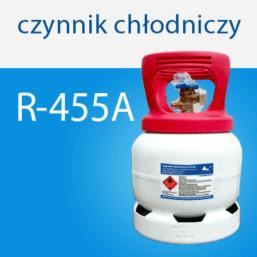 czynnik chłodniczy R455A gaz freon R-455A Solstice L40X