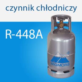 Czynnik chłodniczy R-448A gaz chłodniczy freon