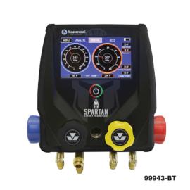 Elektroniczny zestaw manometryczny Mastercool Spartan 99943-BT