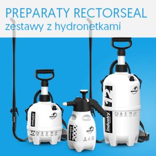 Środki do czyszczenia i dezynfekcji klimatyzacji Rectorseal - promocje ze spryskiwaczami