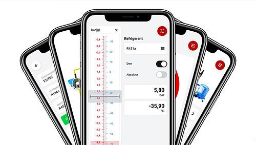 Ref Tools - aplikacja dla instalatora
