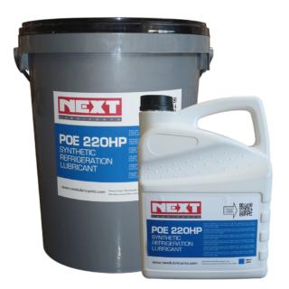 Next POE 220HP - olej do systemów chłodniczych i klimatyzacyjnych